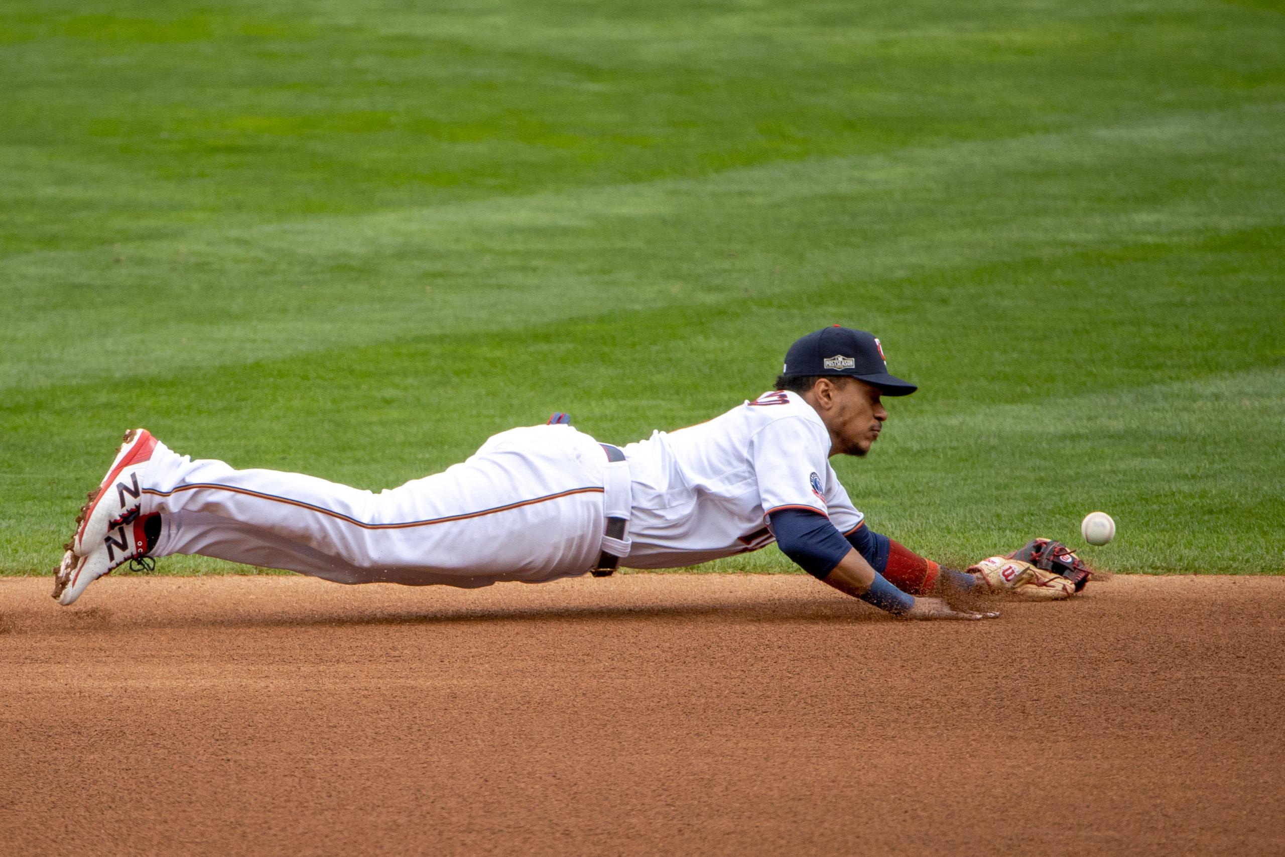MLB: Wild Card-Houston Astros at Minnesota Twins